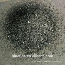 Carbure de silicium noir réfractaire SiC