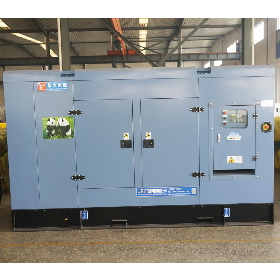 920-160 kW silent power generator price