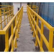 Barandilla de FRP / Material de construcción / Escalera de fibra de vidrio / Escalera Hall