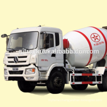 Dayun 8X4 drive cement mixer truck /concrete mixer/ mixer truck / bulk powder mixer /used mixer /mixing truck
