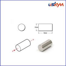 Ts16949 Certificado de cilindro permanente Neodimio Magnet N45