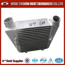 Hersteller von Aluminium-Platte und Stab-Ladeluftkühler für Baufahrzeug