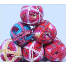 100% Wool Yarn for Hand Knitting