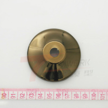Custom prototype brass fitting nipple cnc turning parts