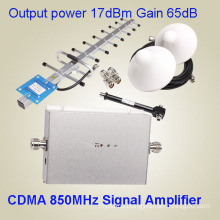 Office Use High Quality CDMA850MHz Cellular Signal Amplifier