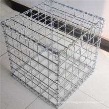Anping Factory Electric Galvanized Welded Gabion Basket for Sale