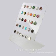 Support de boucle d'oreille acrylique sur mesure