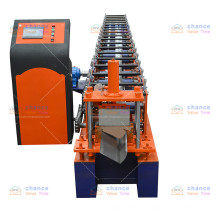 European standard high quality automatic custom stainless steel door frame making machine