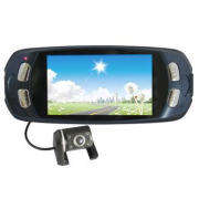 5MP Coms Len Wide Angle 140 Degree Dual Camera Car DVR Auto