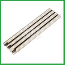 High precision worm shaft for single phase motor