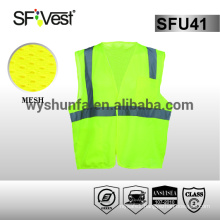 reflective safety straps vest blue reflective reflective clothing safety vest