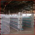 H Type Broiler Cage System