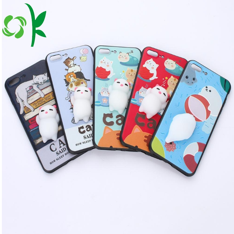 Apple Silicone Phone Case