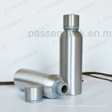High-End Food Grade Aluminum Bottle for Liquor Packaging