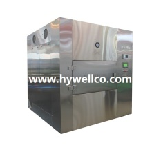 China for Microwave Vacuum Dryer Microwave Revolving Vacuum Drier Machine supply to Cameroon Importers