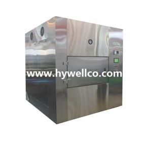 Microwave Revolving Vacuum Drying Machine