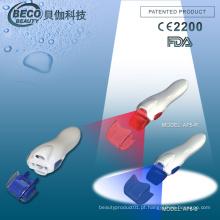Terapia de rolo Derma de micro-agulhas fotônicas LED Photon (AP5)