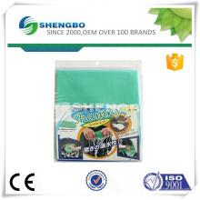 Игольчатый перфорированный нетканый материал для чистки 50 * 42 см ORANGE / GREEN