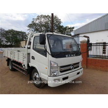 China 4WD Light Cargo Truck 4ton 4X4 Cargo Truck