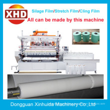 High capacity grass silage film making machine Quality Assured
