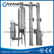 Jh Hihg Efficient Factory Price Stainless Steel Solvent Acetonitrile Ethanol Alcohol Ethanol Distillation Column