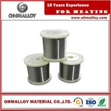 Медный никелевый сплав CuNi1 ~ CuNi44 Плоский проводник Constantan 0,5 мм * 4 мм для резистора