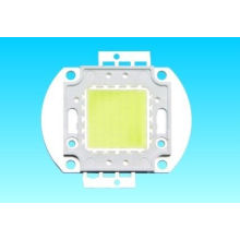 2100ma 50w High Power Led With Bridgelux Chip 45 X 45mil , 520 - 530nm Green Led