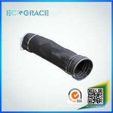 Ecograce High Temperature Resistant Fiberglass / PTFE Membrane Filter Fabric