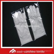 Personalizado guantes de microfibra guantes de relojería guantes de limpieza guantes de joyería