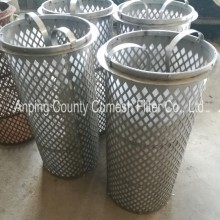 Stainless Steel Punched Filter Strainer Tube