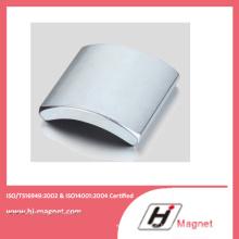 N42 Starken Seltenerd permanente Arc Neodym-Magneten