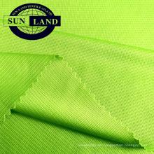 Schnelltrocknendes Anti-UV-Mini-Check-Mesh-Material aus 100% Polyester für Bekleidung