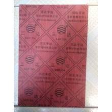 Hoja de junta de asbesto comprimido XB350