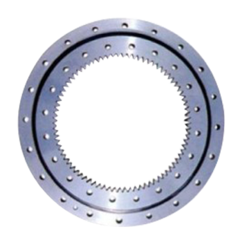 Double row ball slewing bearing (Internal gear type)