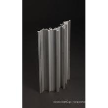 Seções do radiador 6063-T6