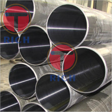 Condensers Cold-drawn precision single welded steel tubes