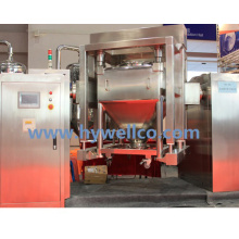 Pharmaceutical Powder and Granule Blender