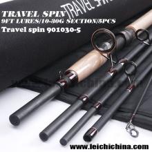 Atacado 9ft Lure 10 - 30g Travel Spinning Fishing Rod