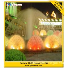 Crystal Ball Fountain Water Features