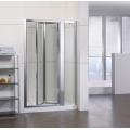 Porta de chuveiro em alumínio + em linha (WA-IB090)