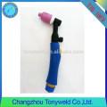 новая ручка TIG18 с 18f 18FV сварочные горелки