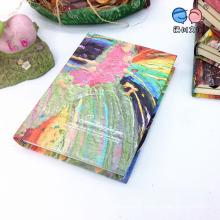 Porte-bagages ronds en forme d'huile avec des pages intérieures créatives de couleur (XLJ64176-X05)