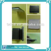 Customized LCD for electricity meter use