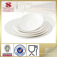 Wholesale ceramic plates/ dish, cheap dinnerware, soup plate