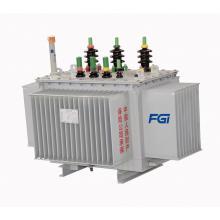 Transformador de distribución de tipo aceite de alta eficiencia