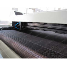 Large Format Laser Cutting System for Fabric