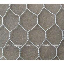 Fio de rede de arame hexagonal