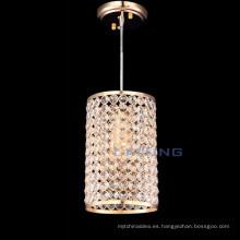 Araña de luces moderna araña de la sala araña de oro moderna