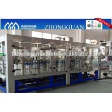New PET / glass bottle juice production line