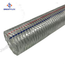 Transparent non-toxic pvc wire hose